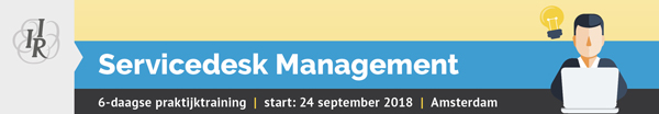 Training Servicedesk Management
