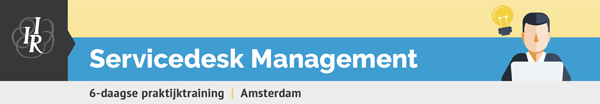 Servicedesk Manager | IIR