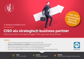 CISO als strategisch business partner | IIR