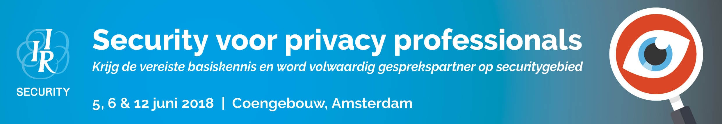 Security voor Privacy Professionals | IIR