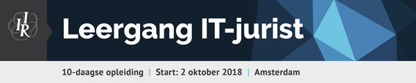 Leergang IT Jurist | IIR