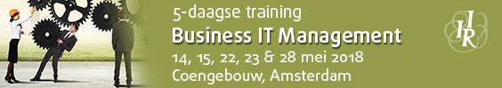 Business IT Management | IIR Amsterdam